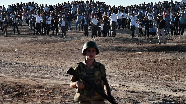 TOPSHOTS-TURKEY-SYRIA-CONFLICT-REFUGEES
